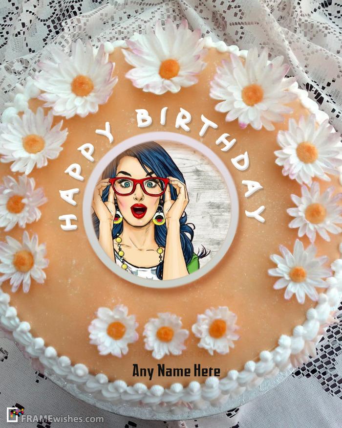 Best Birthday Cake Frame