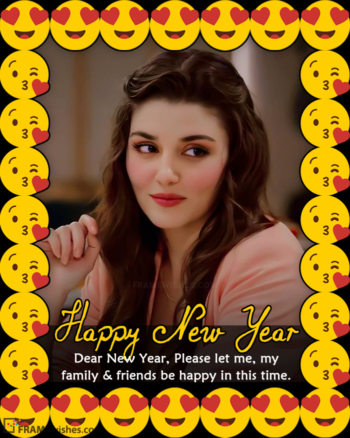 Best New Year Frame With Photo