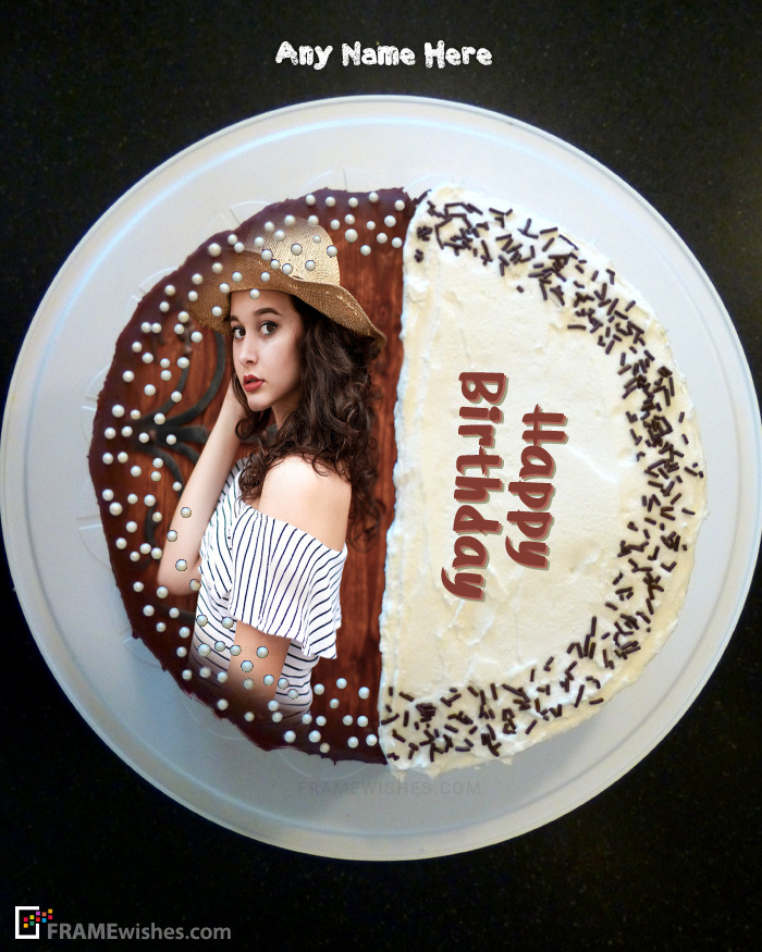 Best Cake Frame With Photo