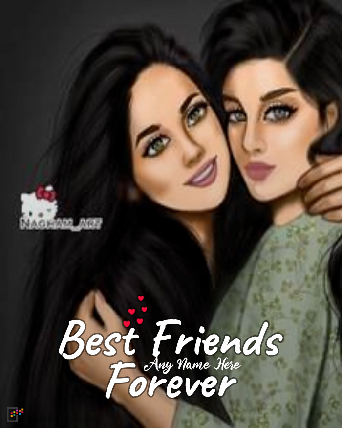 Forever Best Friend Frames With Photo