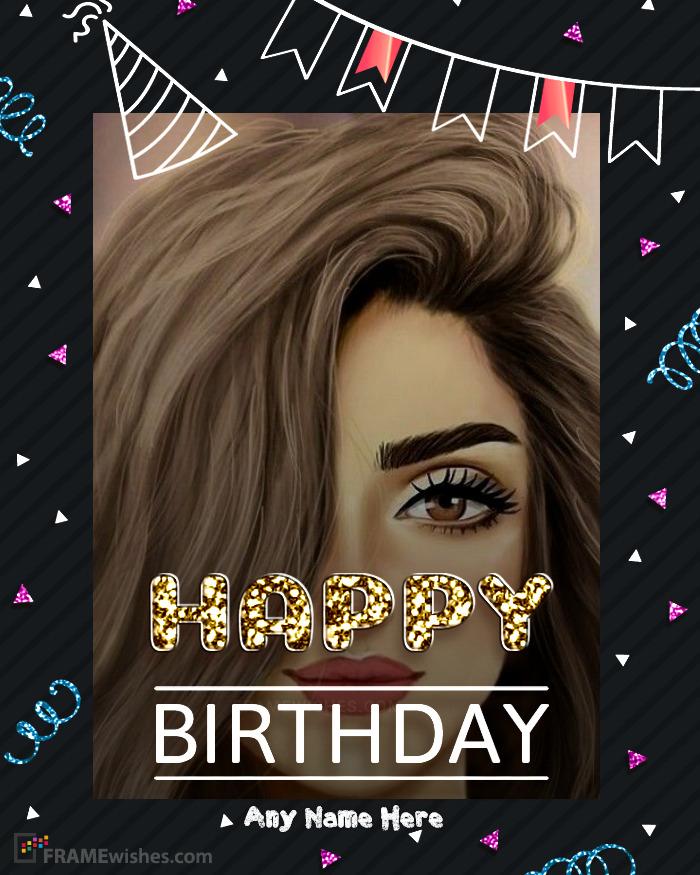 Free Happy Birthday Photo Frame App