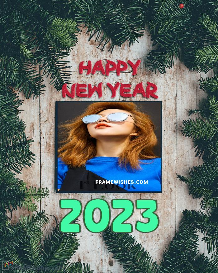New Year Frame 2021