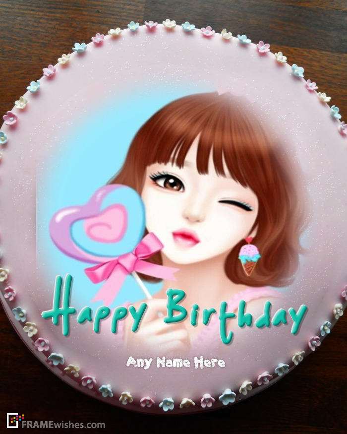Online Birthday Cake With Picture